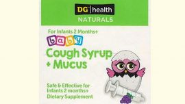 Baby Cough Syrup Is Recalled After Bacterial Contamination