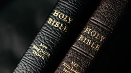 Feds Apologize After Veterans Affairs Removed Bible: 'Will Not Be Bullied on This Issue'