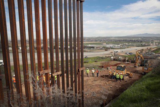 Defense Secretary Mark Esper Signs Off on $3.6 Billion for Border Wall