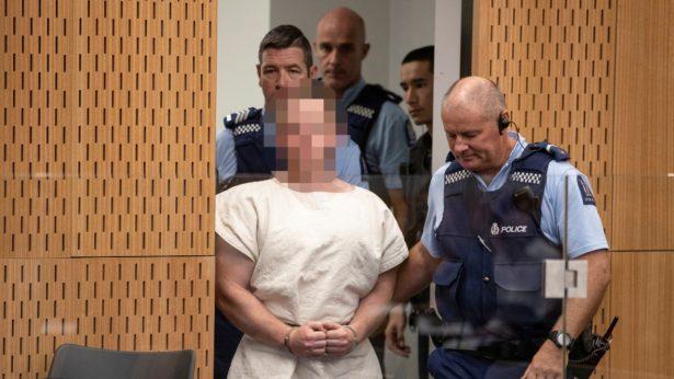 Brenton Harrison Tarrant, New Zealand shooting suspect