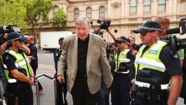 Cardinal George Pell Receives 6 Year Prison Sentence for Historical Sexual Abuse Charges
