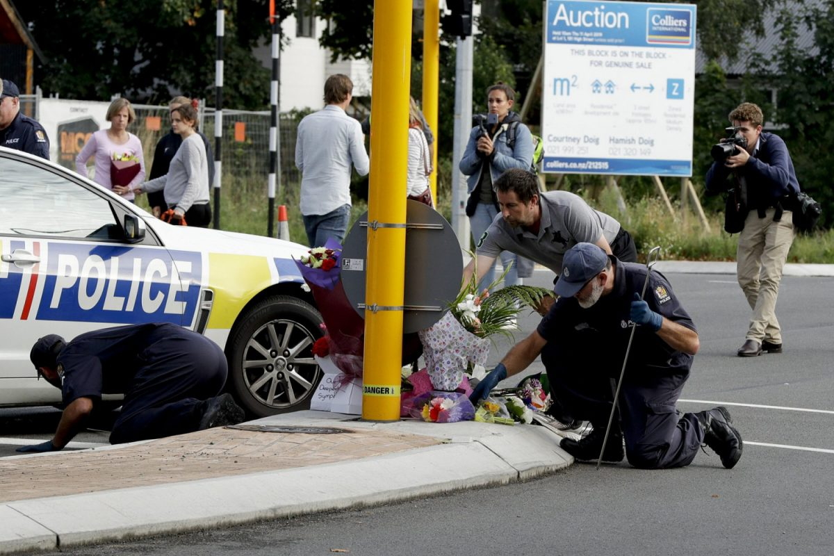 New Zealand Shooting Suspect Appears In Court