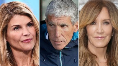 Woman Files $500 Billion Lawsuit Against Lori Loughlin, Felicity Huffman, Others