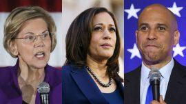 Most Democratic 2020 Candidates Reject Socialist Label But Back Socialist Agenda