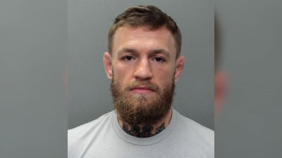 Conor McGregor Breaks His Silence After Miami Arrest