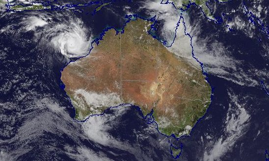 Monster Cyclone to Slam Western Australia's Pilbara Region, Forecast Predicts Cat 5