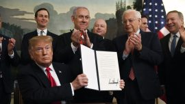 President Trump to Meet With Israeli Prime Minister, Netanyahu and Rival on January 28