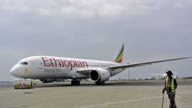 UPDATE: Officials Say All 157 Killed On Board Crashed Ethiopian Airliner