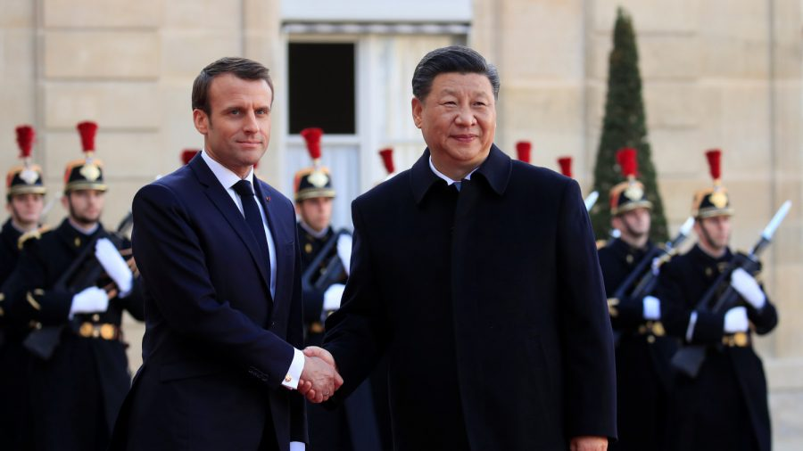 France to Seal Deals With China But Will Challenge 'One Belt, One Road' Project