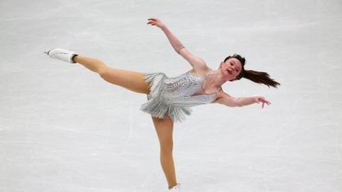 ISU Clears Mariah Bell After On-Ice Collision With Lim Eun-soo