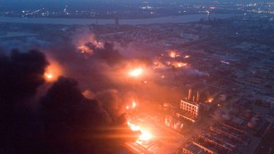Explosion at Chinese Chemical Plant Kills 62, Injures 640
