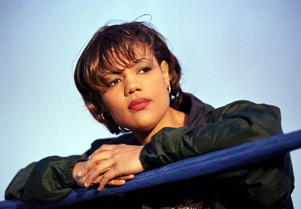 Freeda Foreman, daughter of George Foreman