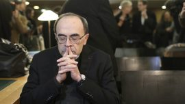 French Cardinal Found Guilty of Sex Abuse, Offers Resignation After Conviction