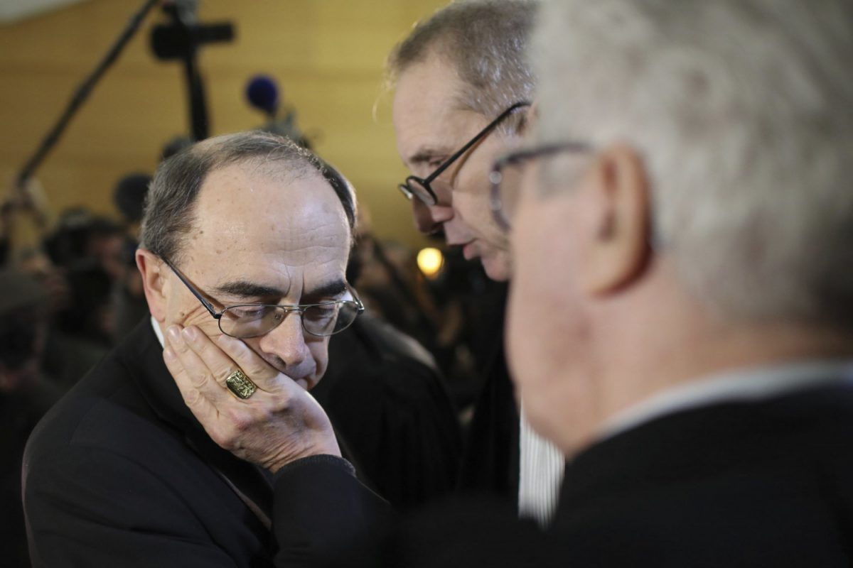 French cardinal in sex abuse case
