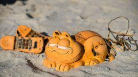 Voila, Garfield Beach Phone Mystery Finally Solved