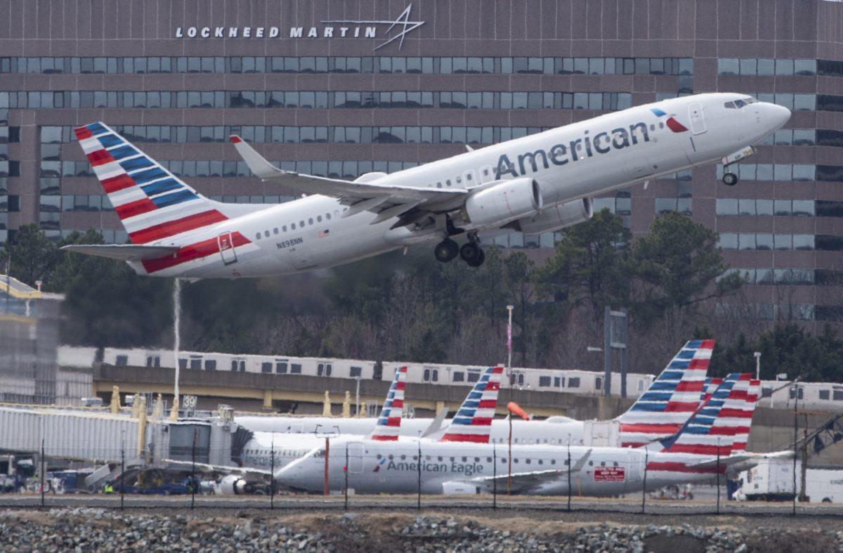 American airlines suspends flights venezuela