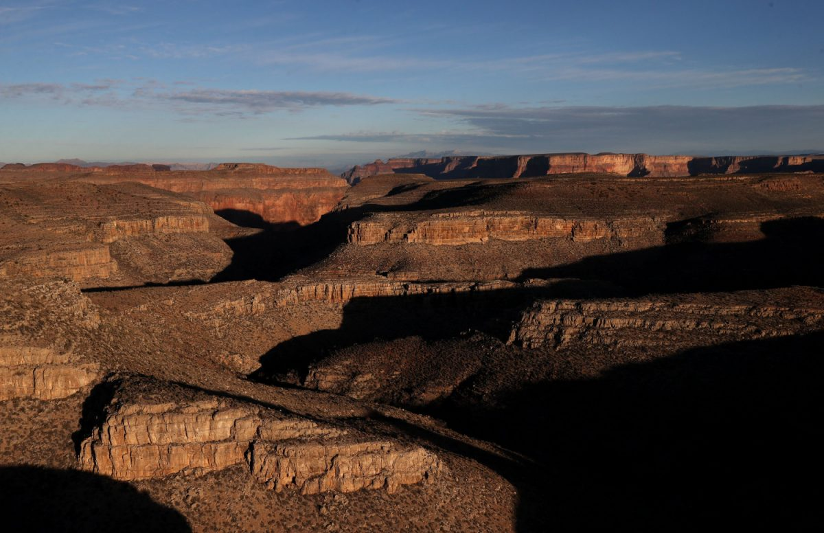 Grand Canyon Hualapai Indian Reservation