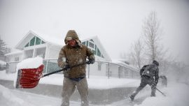 Colorado Trooper Killed as 'Bomb Cyclone' Unleashes Snow, High Winds