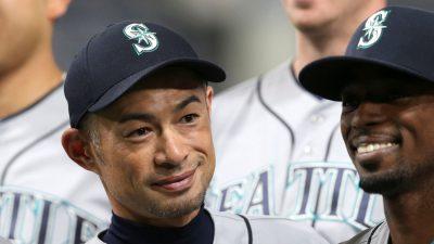 Teammates Weep as Ichiro Suzuki, Baseball's Most Prolific Hitter, Retires at 45