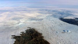 Key Melting Greenland Glacier Is Growing Again