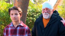 'Hero' 12-Year-Old, Helps 87-Year-Old Elderly Man After Dangerous Fall