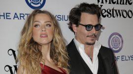 Johnny Depp Files $50 Million Defamation Lawsuit Against Ex-Wife Amber Heard: Report