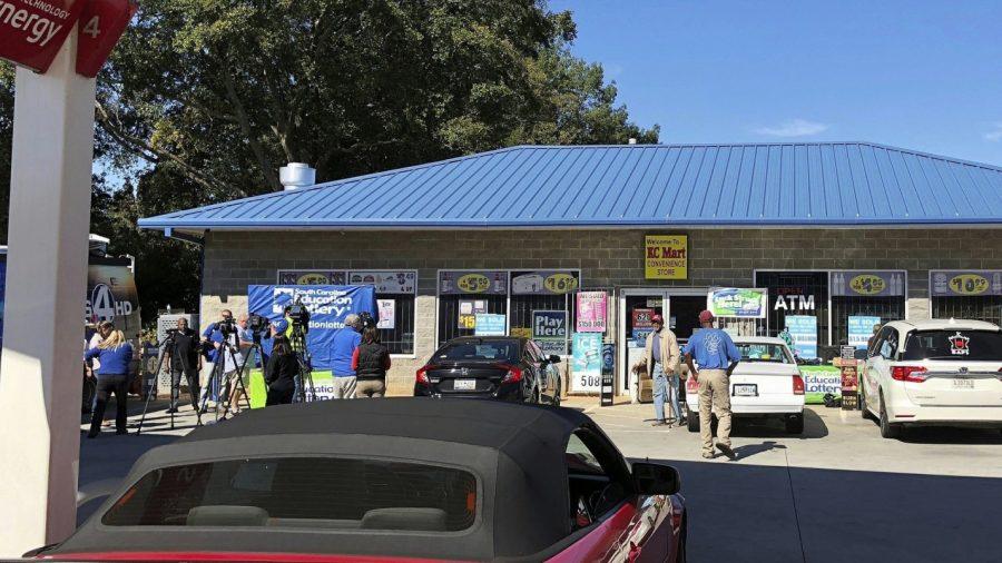 $878M South Carolina Lottery Winner Sharing With Charities