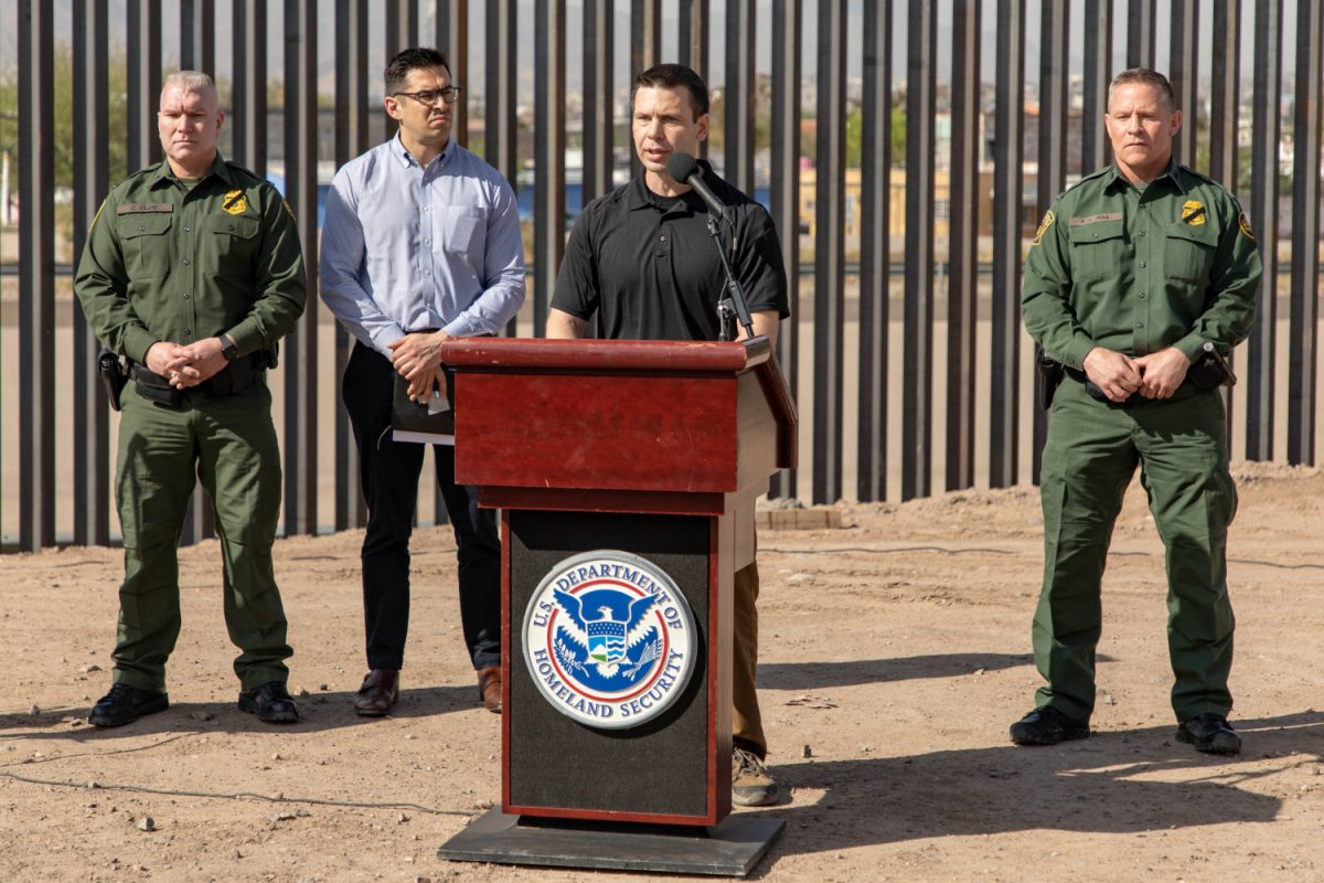 Kevin McAleenan, Customs and Border Protection Commissioner