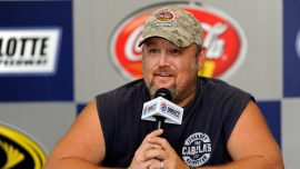 Larry the Cable Guy to Donate Proceeds From Upcoming Lincoln Show to Flood Relief