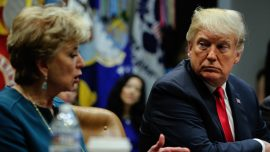 Linda McMahon Steps Down as Head of Small Business Administration, Joining Trump Campaign