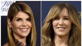 Sketch Artist Says Court Appearances of Felicity Huffman, Lori Loughlin Were Dramatically Different