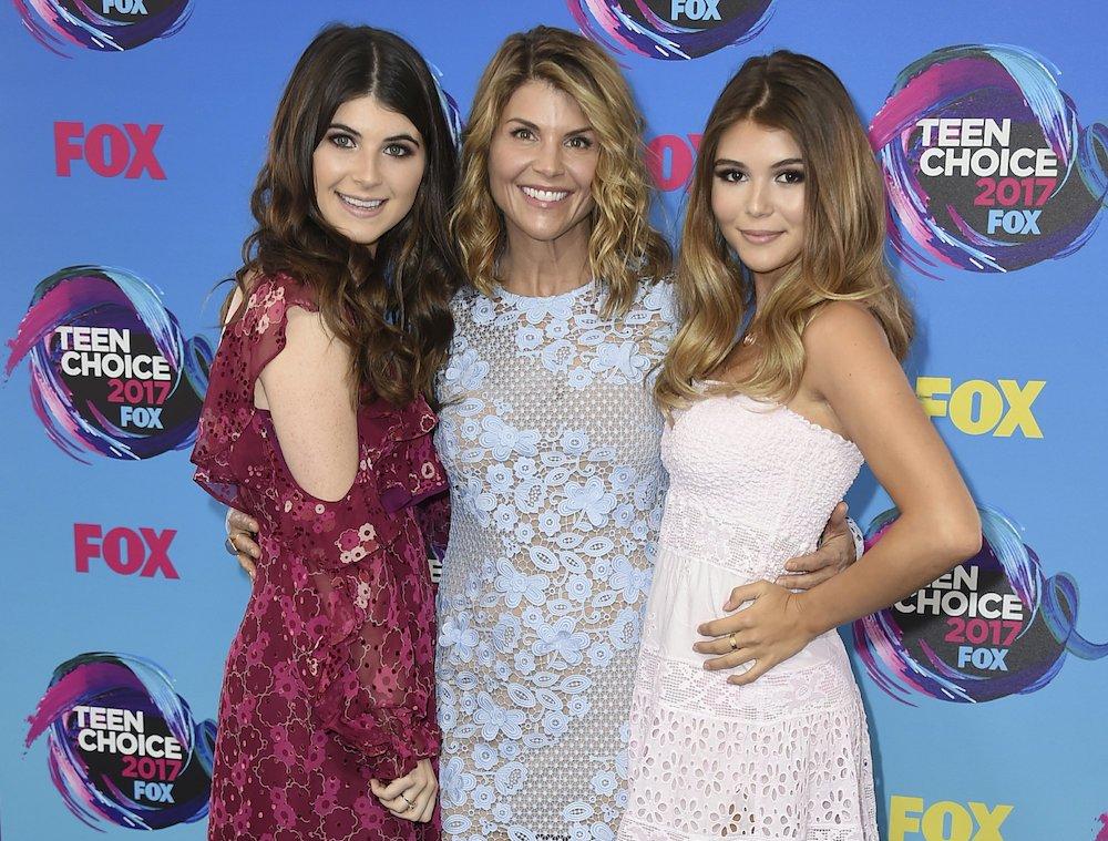 Lori and daughters