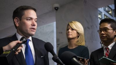 Senator Rubio Addresses Concerns of 'Made in China 2025'