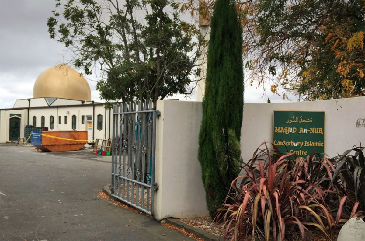 Masjid Christchurch Image: Police Hunt Active Shooter Who Opened Fire At A New