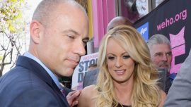 Michael Avenatti Says He No Longer Represents Stormy Daniels