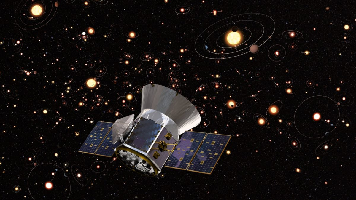 NASA Mission Finds New Planet, Most Promising Stars to ...