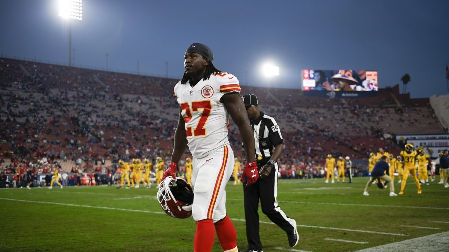 Cleveland Browns Running Back Kareem Hunt Is Suspended for Eight Games for Attacking a 19-Year-Old Woman in a Hotel