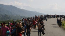 Mexico to Continue Facilitating Caravan Travel to US Border