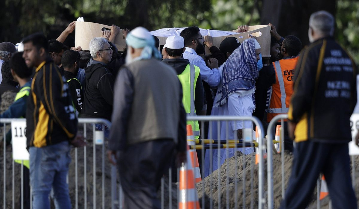 New Zealand Massacre: Police Reveal New Zealand Gunman Had Planned A 3rd Attack