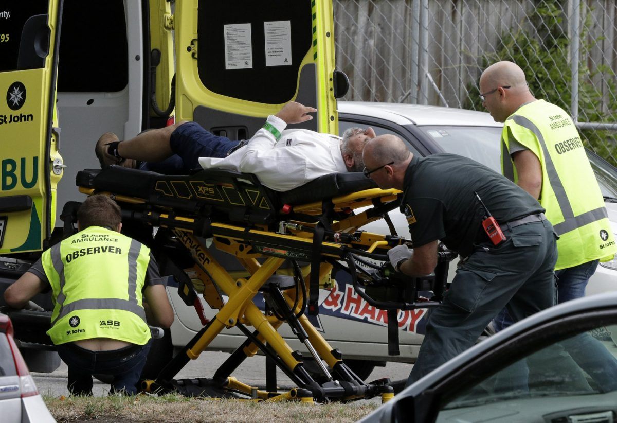 Shooting In New Zealand: New Zealand Police Have 4 In Custody, Bombs Defused