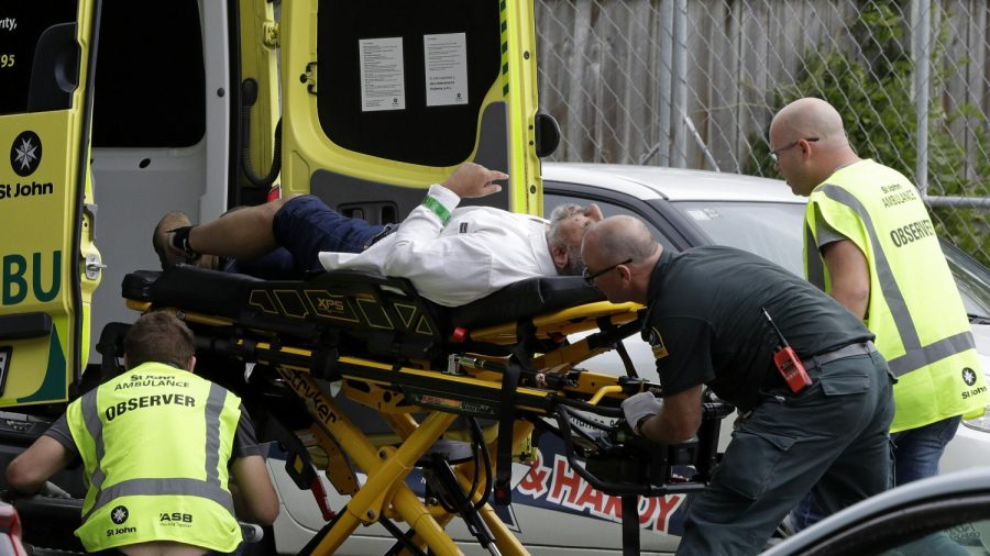 Many Dead in New Zealand Shooting at Two Mosques