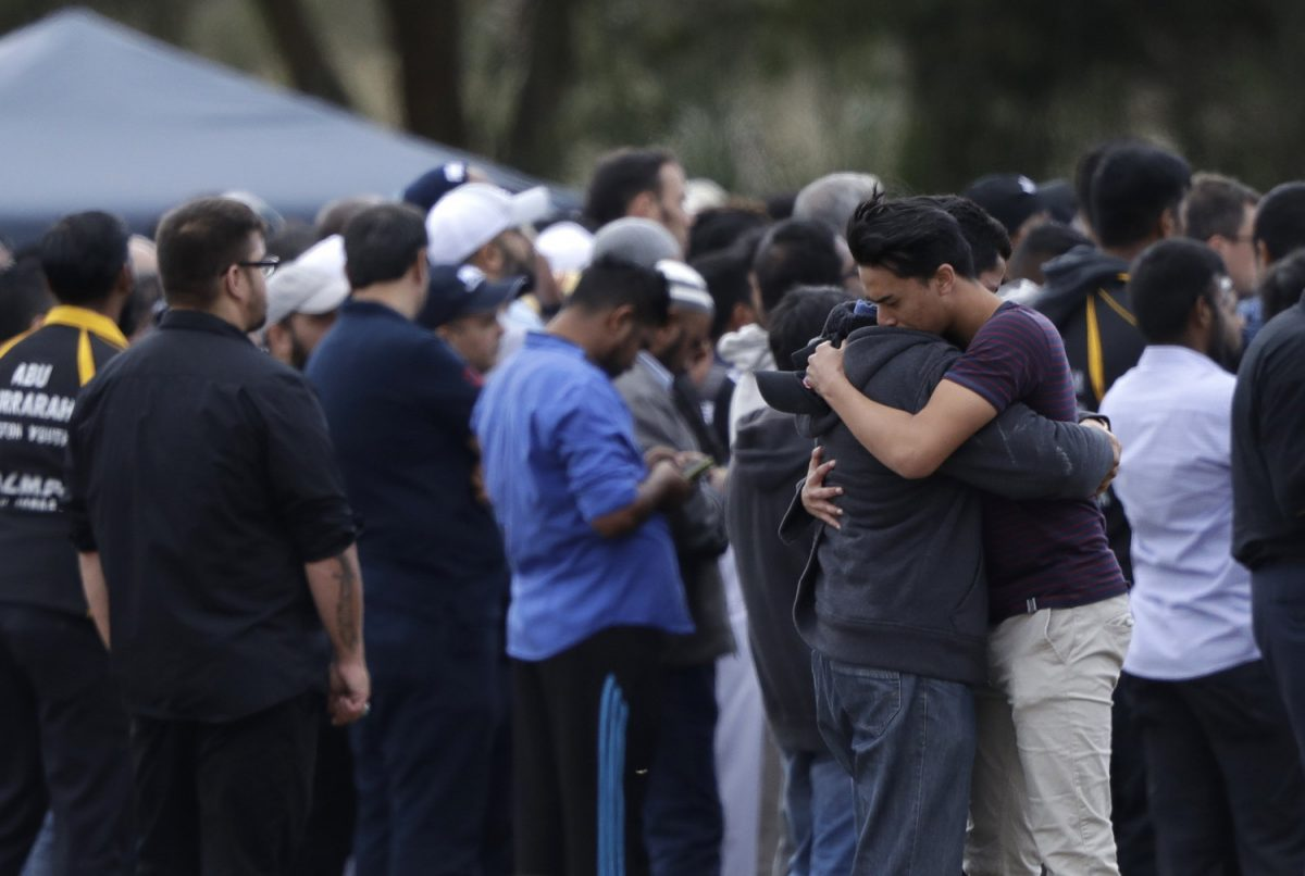Shooting Nz Image: Police Reveal New Zealand Gunman Had Planned A 3rd Attack