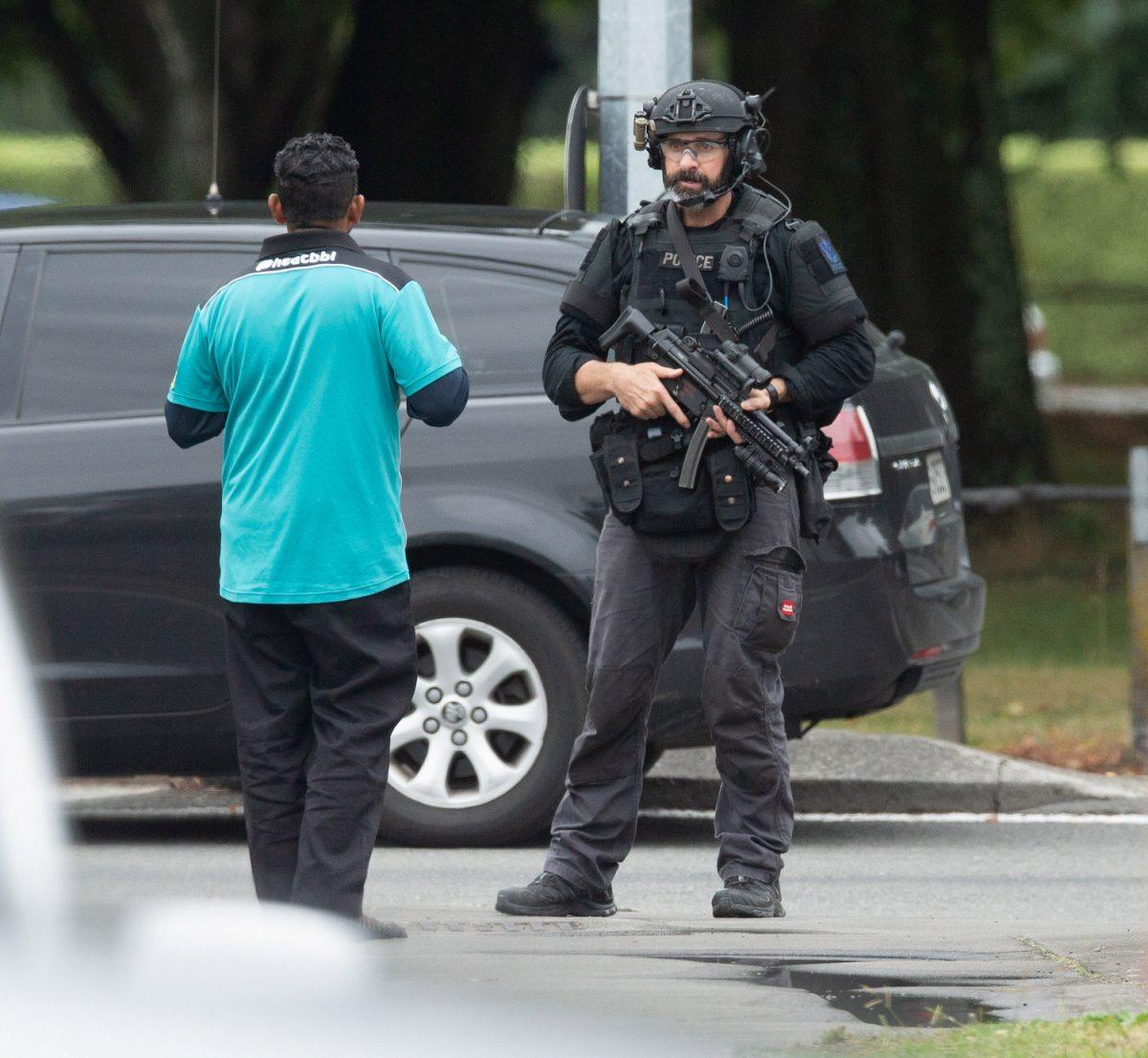 law enforcement and citizen