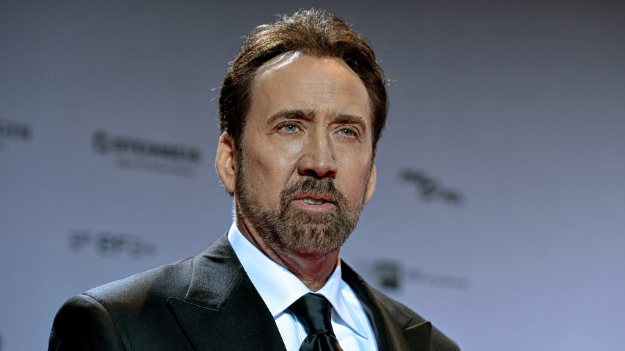 Nicolas Cage Sang An Angry Karaoke Rendition Of Prince's 'Purple Rain'