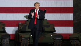 Trump Scoffs at Democratic Calls to Pack the Supreme Court, Abolish Electoral College