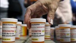Drug Task Force Dissolves Opioid Drug Ring in New York