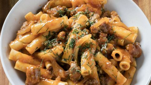 A Pasta Dish That'll Have Your Family Asking for Seconds