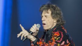 Report: Mick Jagger Undergoes Heart Surgery in New York