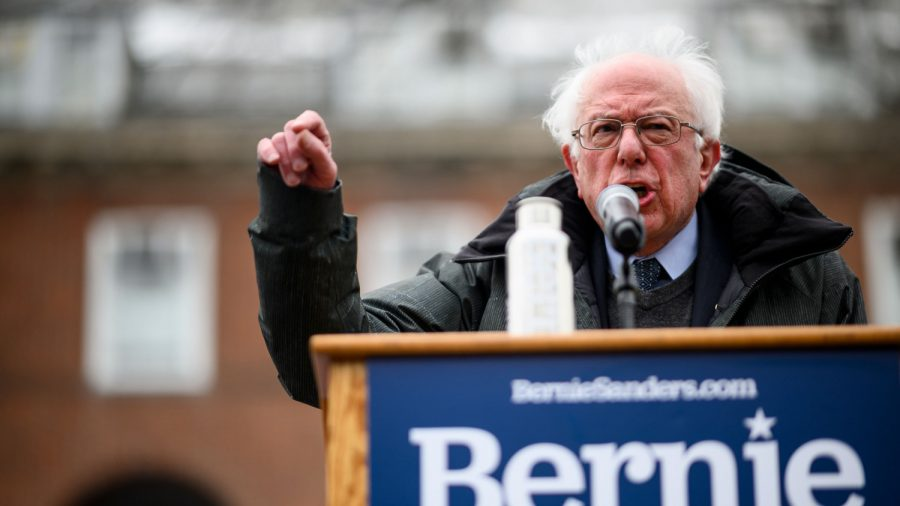 Sanders Releases 10 Years of Tax Returns, Confirming His Millionaire Status