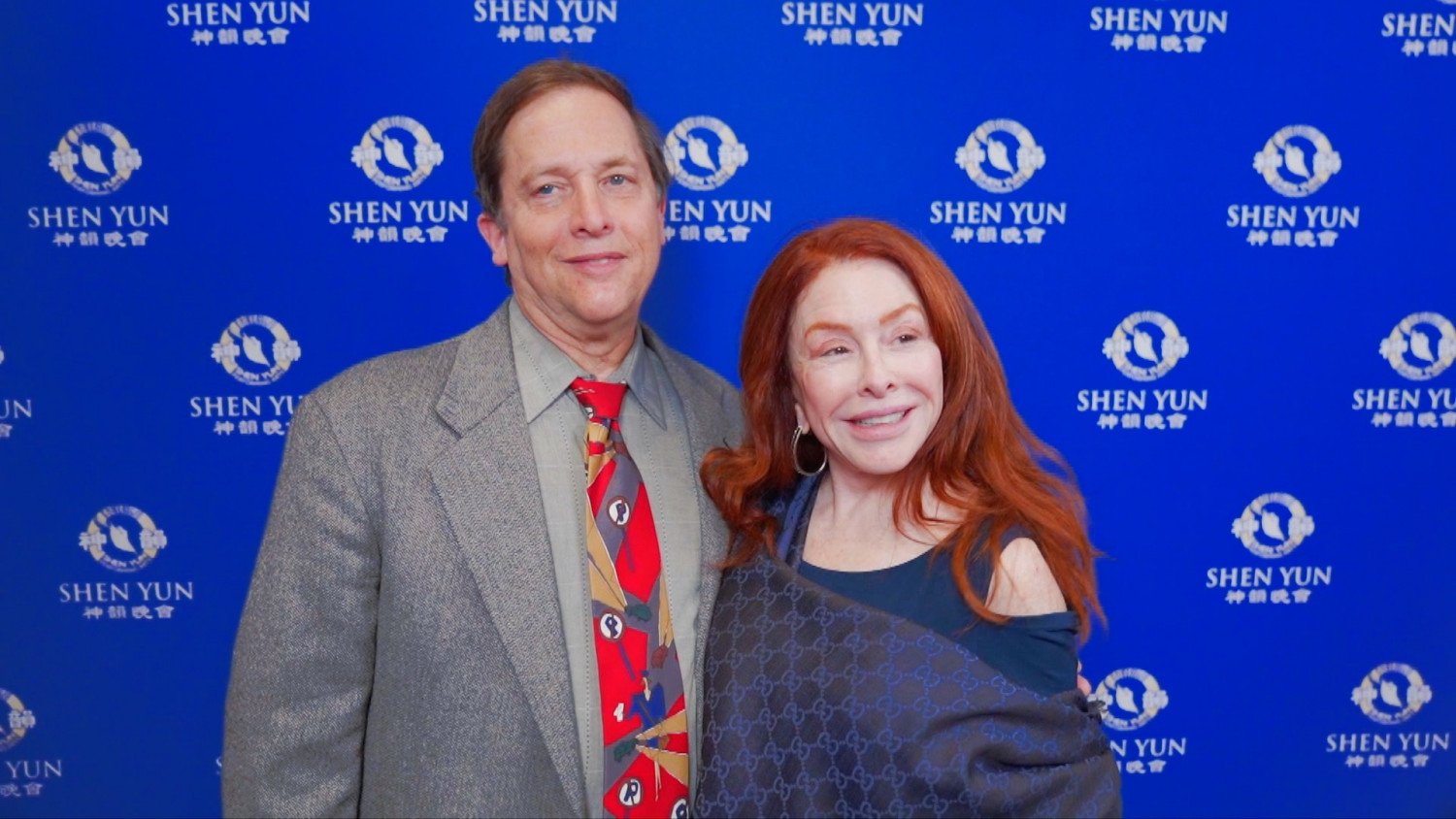 Shen Yun Transcended Us to a Higher Spiritual Place, Says Hollywood Designer